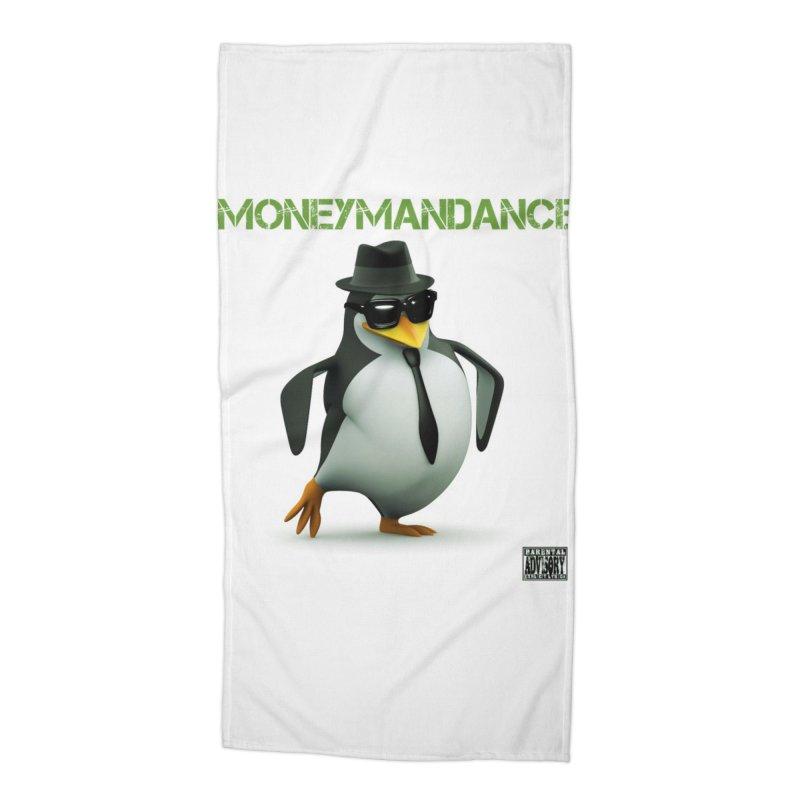 #MoneymanDance Accessories Beach Towel by Ginotopia