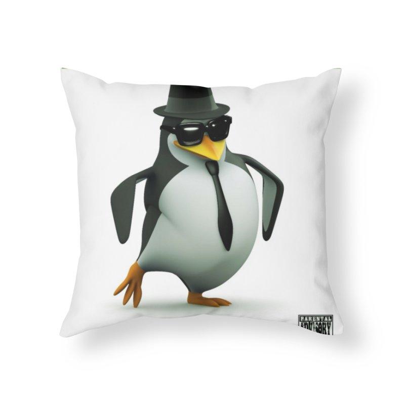 #MoneymanDance Home Throw Pillow by Ginotopia