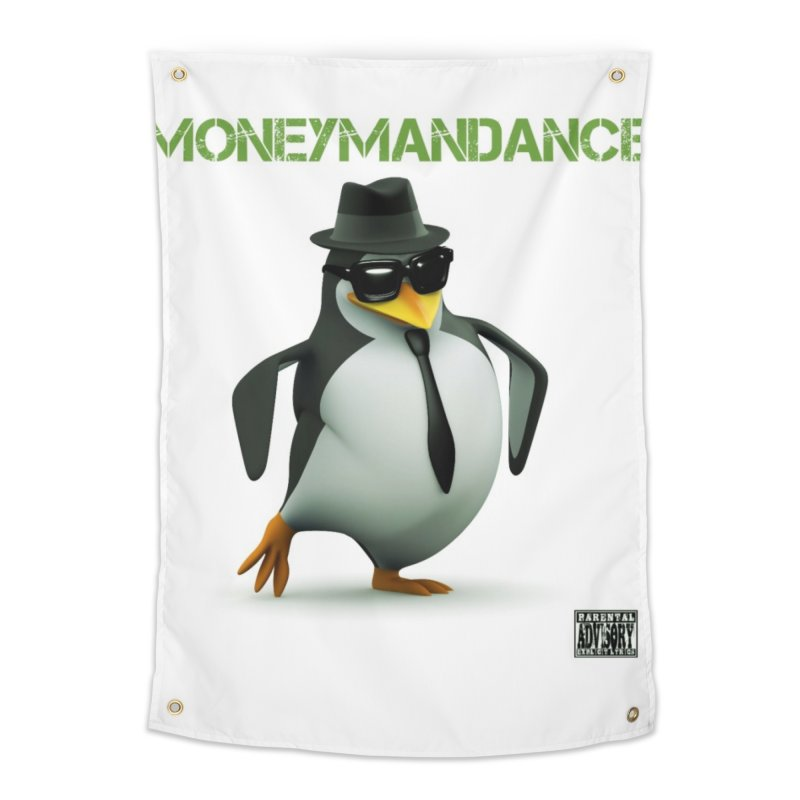 #MoneymanDance Home Tapestry by Ginotopia