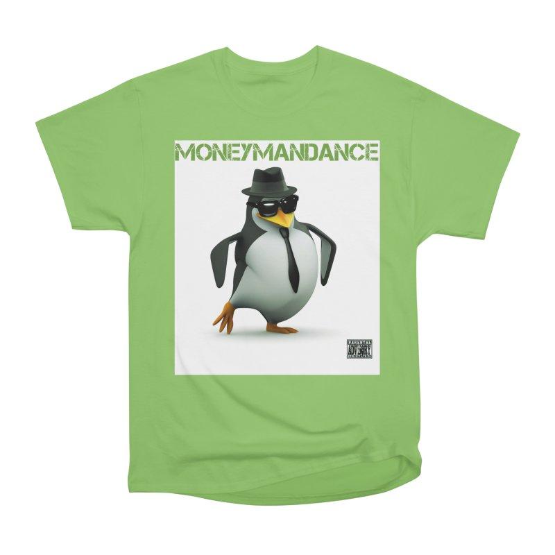 #MoneymanDance Men's Heavyweight T-Shirt by Ginotopia
