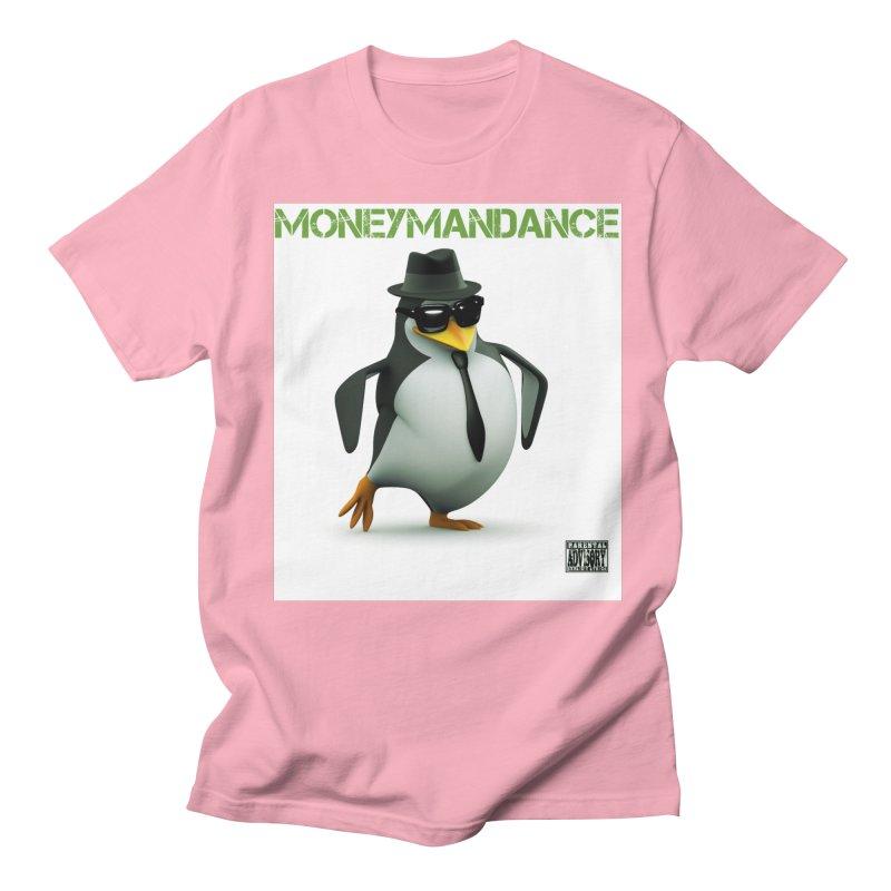 #MoneymanDance Men's Regular T-Shirt by Ginotopia