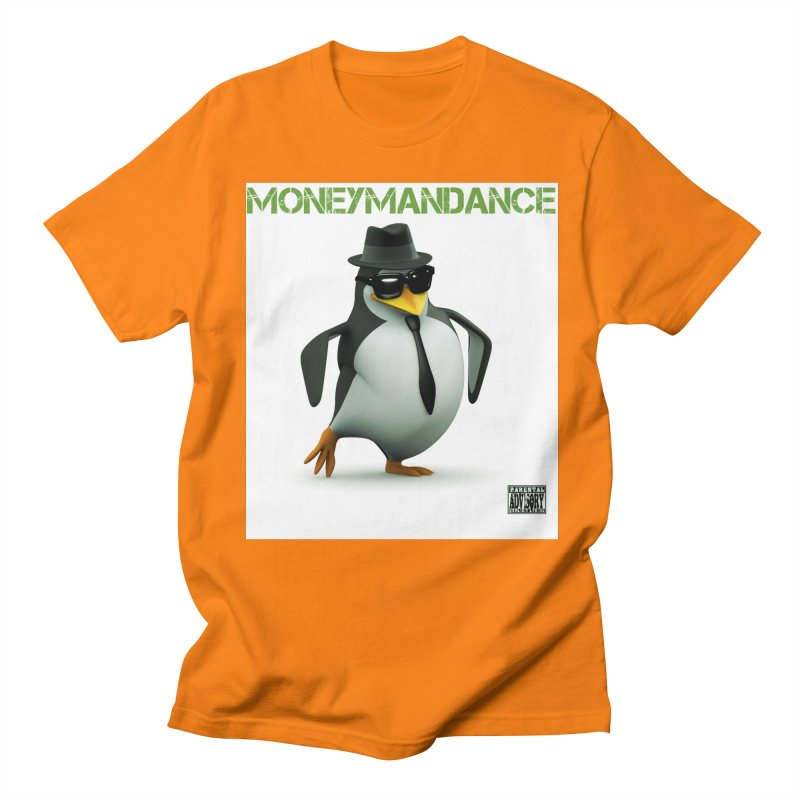 #MoneymanDance Men's T-Shirt by Ginotopia