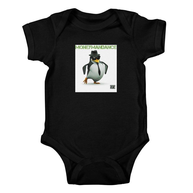 #MoneymanDance Kids Baby Bodysuit by Ginotopia