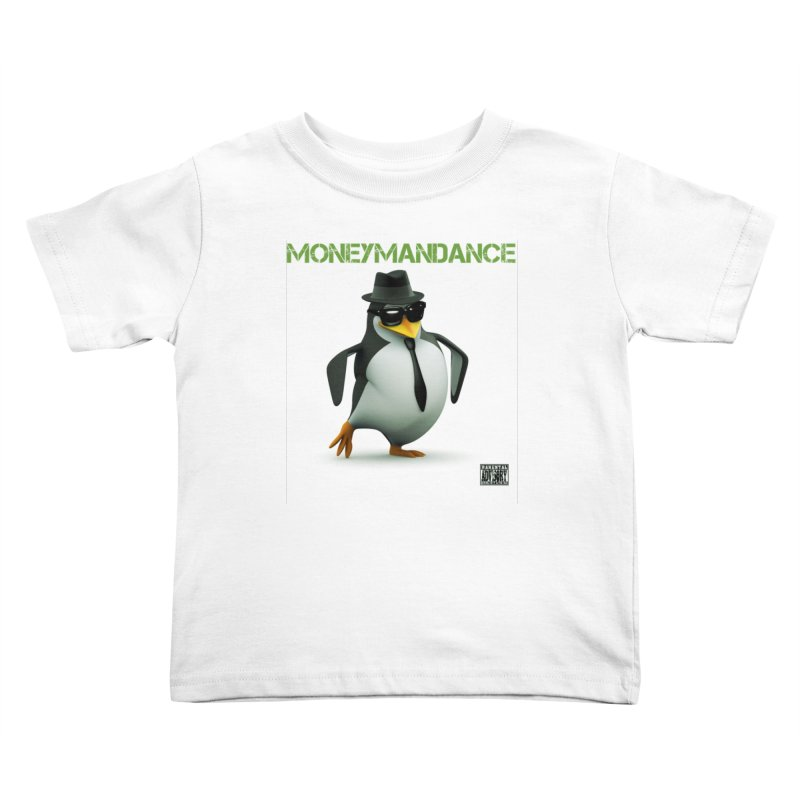 #MoneymanDance Kids Toddler T-Shirt by Ginotopia