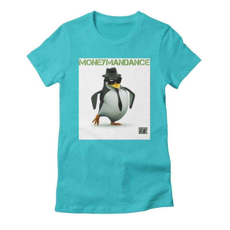 #MoneymanDance Women's T-Shirt by Ginotopia