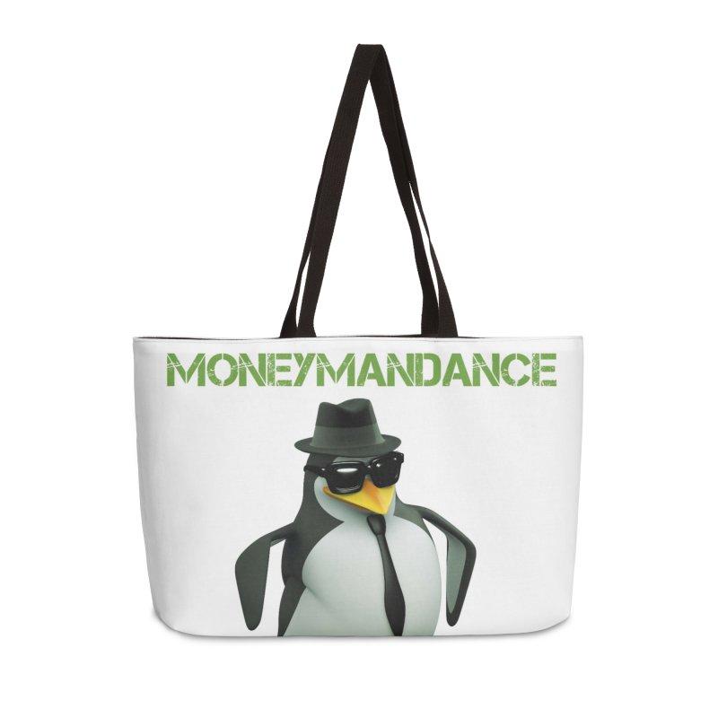 #MoneymanDance Accessories Weekender Bag Bag by Ginotopia