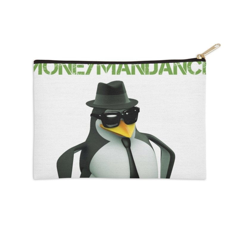 #MoneymanDance Accessories Zip Pouch by Ginotopia