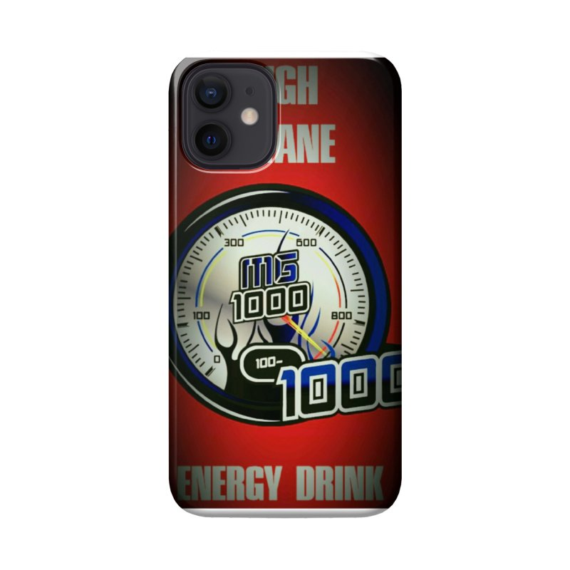 High Octane Accessories Phone Case by Ginotopia