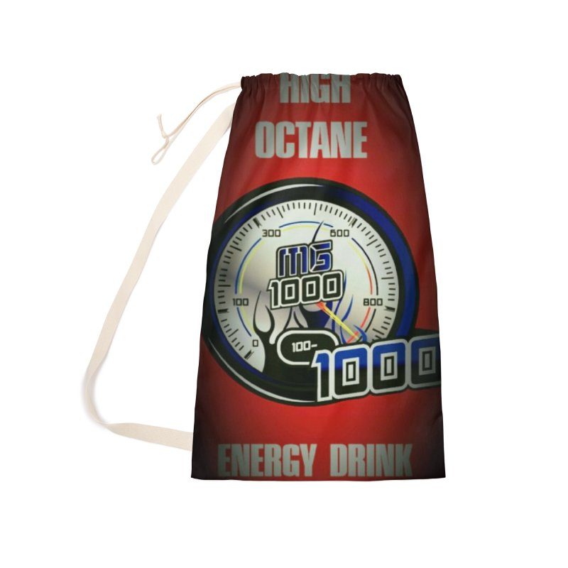 High Octane Accessories Laundry Bag Bag by Ginotopia