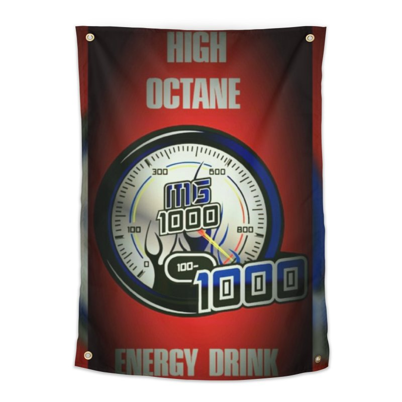 High Octane Home Tapestry by Ginotopia