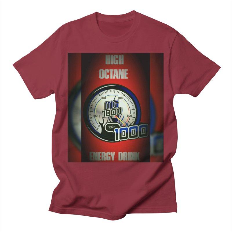 High Octane Men's T-Shirt by Ginotopia