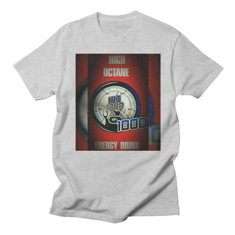 High Octane Men's T-Shirt by Ginotopia