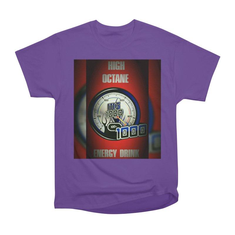 High Octane Men's Heavyweight T-Shirt by Ginotopia