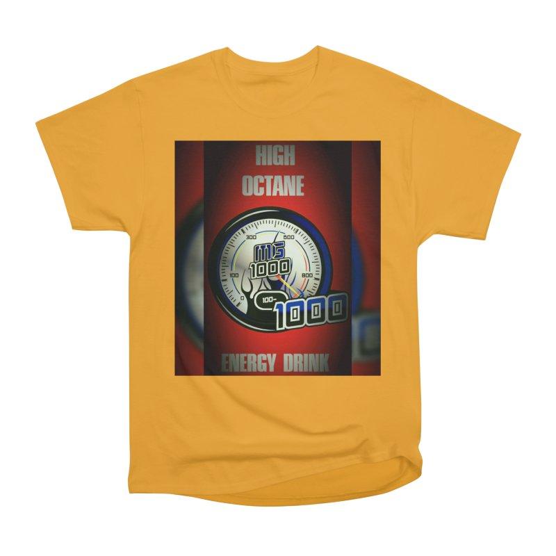 High Octane Women's Heavyweight Unisex T-Shirt by Ginotopia