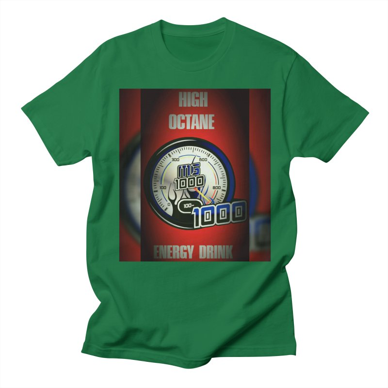 High Octane Men's Regular T-Shirt by Ginotopia