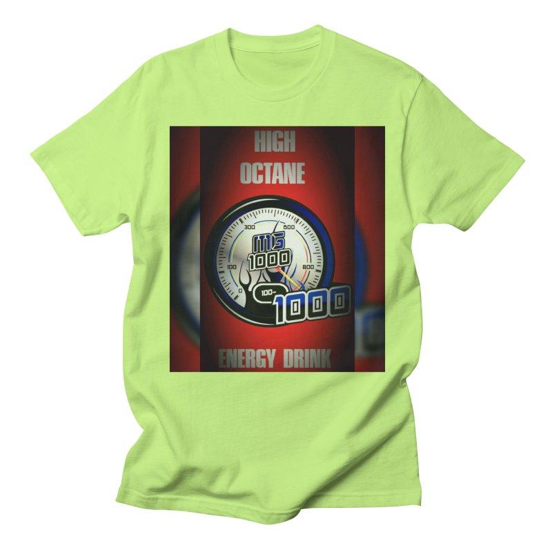 High Octane Men's Regular T-Shirt by Ginotopia