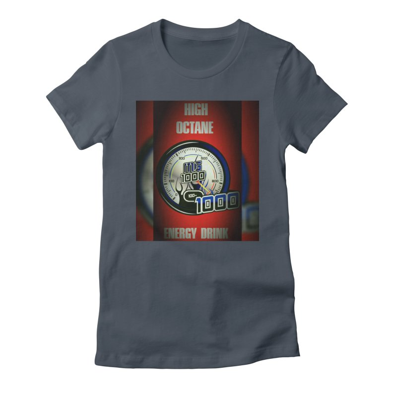 High Octane Women's T-Shirt by Ginotopia