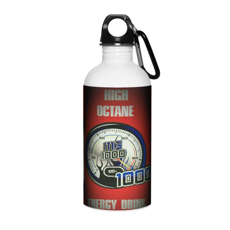 High Octane Accessories Water Bottle by Ginotopia