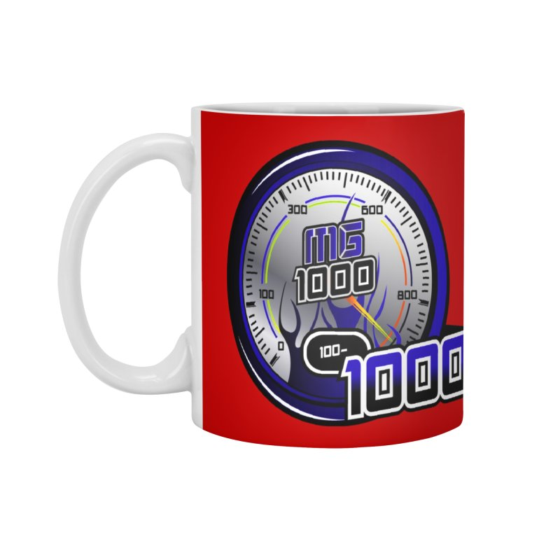 MG1000 Accessories Standard Mug by Ginotopia