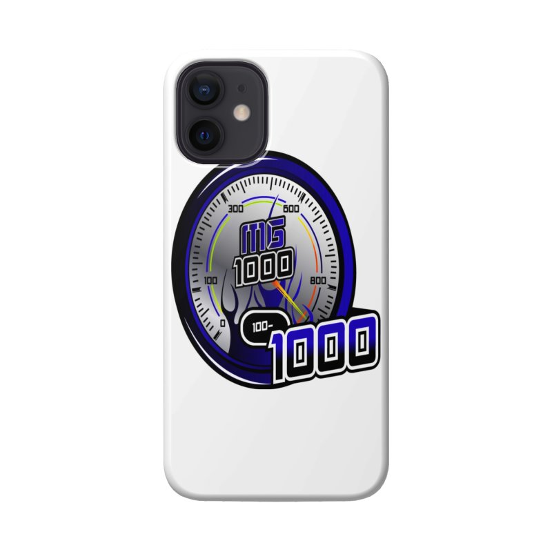 MG1000 Accessories Phone Case by Ginotopia