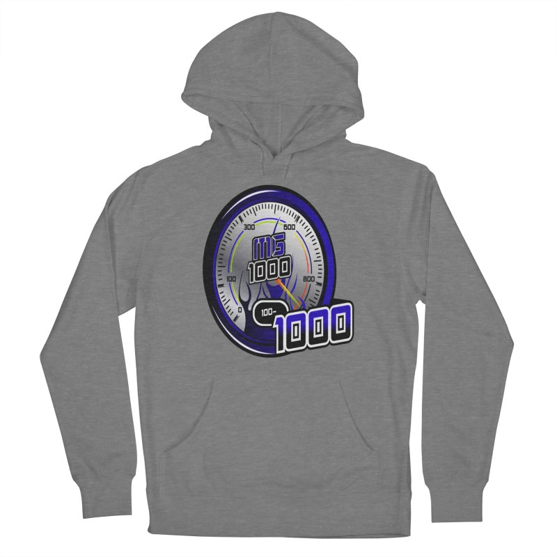 MG1000 Women's Pullover Hoody by Ginotopia