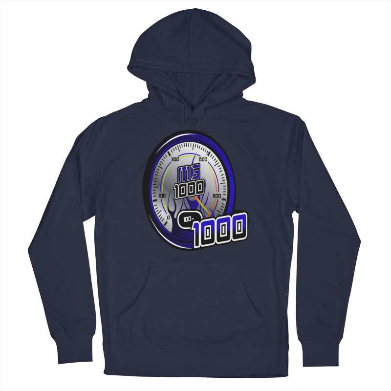 MG1000 Men's Pullover Hoody by Ginotopia
