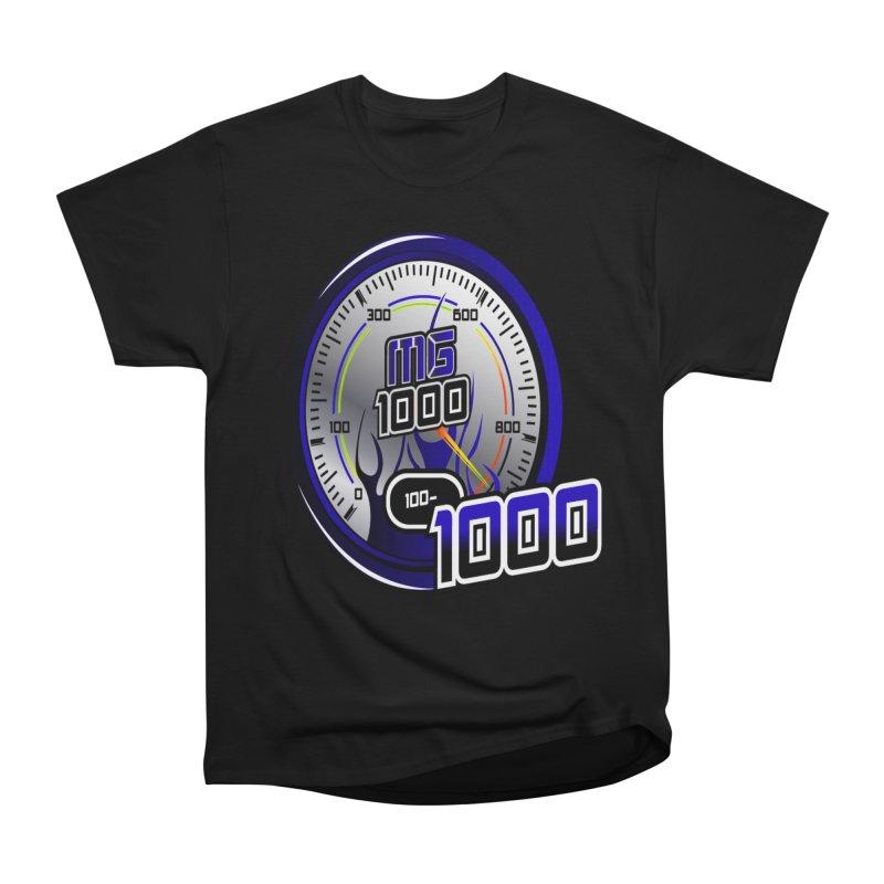 MG1000 Women's Heavyweight Unisex T-Shirt by Ginotopia