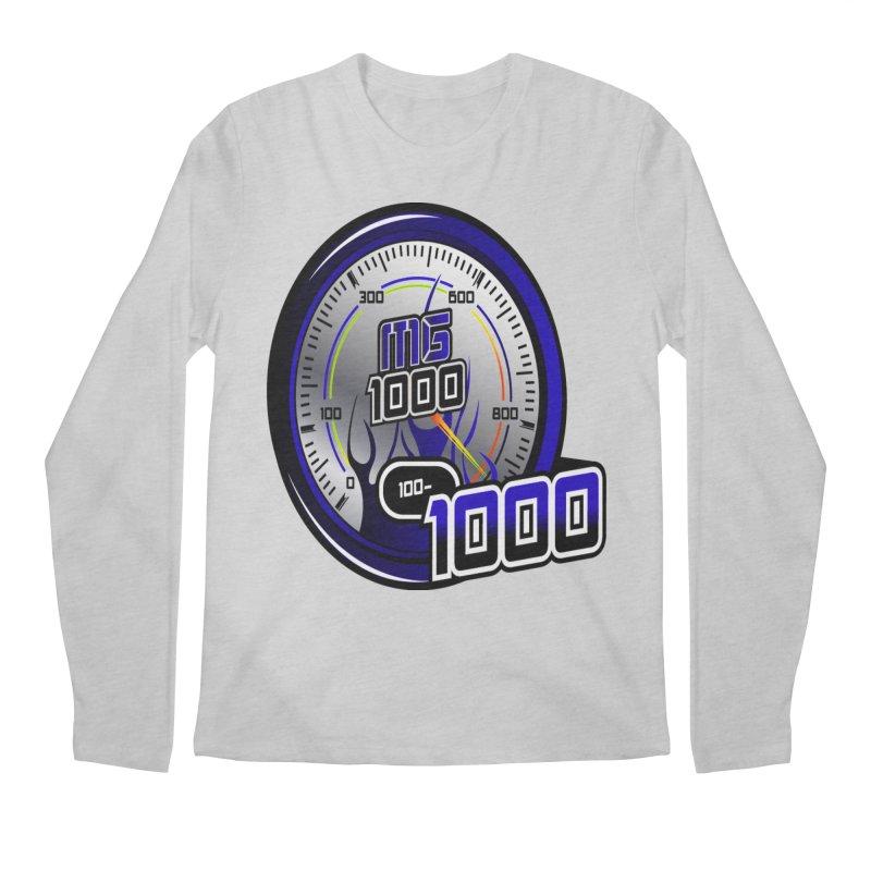 MG1000 Men's Regular Longsleeve T-Shirt by Ginotopia