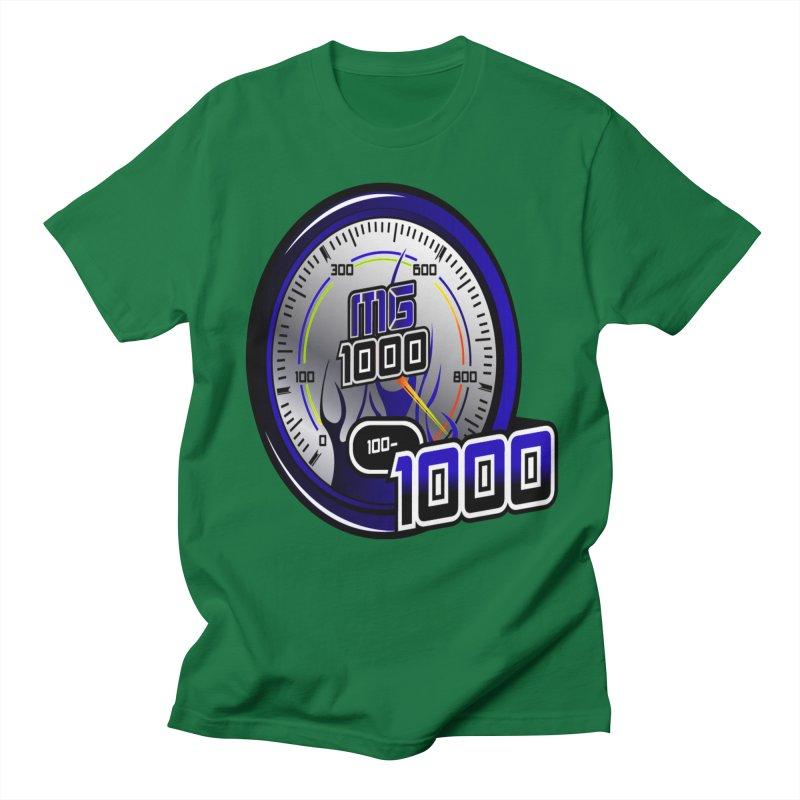 MG1000 Men's Regular T-Shirt by Ginotopia