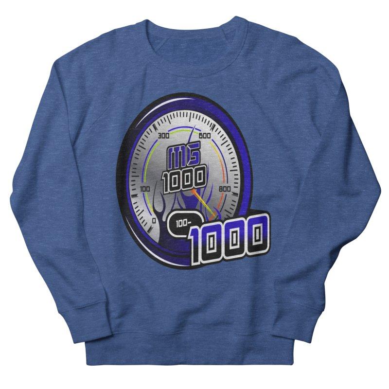 MG1000 Women's French Terry Sweatshirt by Ginotopia