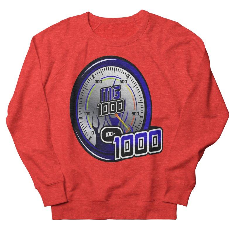MG1000 Men's Sweatshirt by Ginotopia