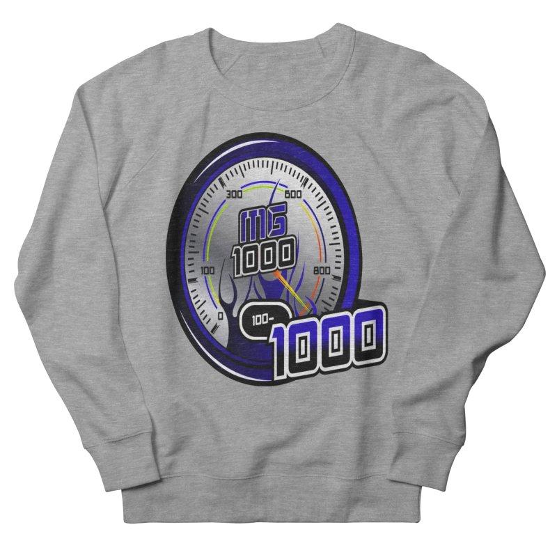 MG1000 Men's French Terry Sweatshirt by Ginotopia