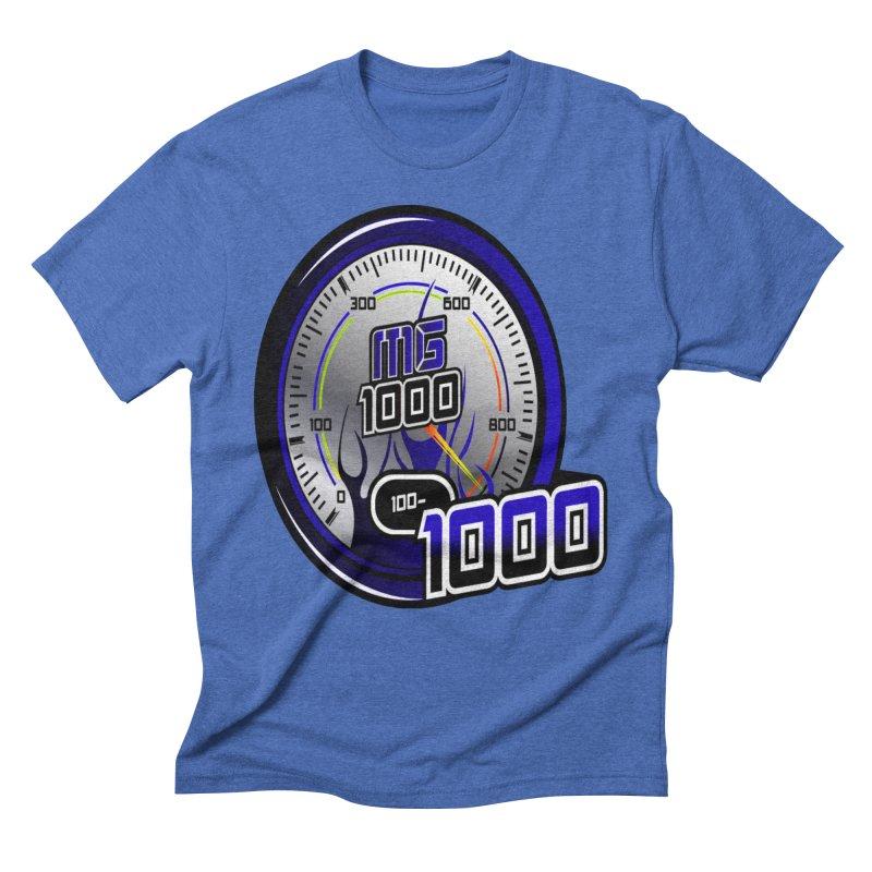 MG1000 Men's T-Shirt by Ginotopia