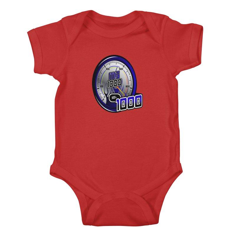 MG1000 Kids Baby Bodysuit by Ginotopia