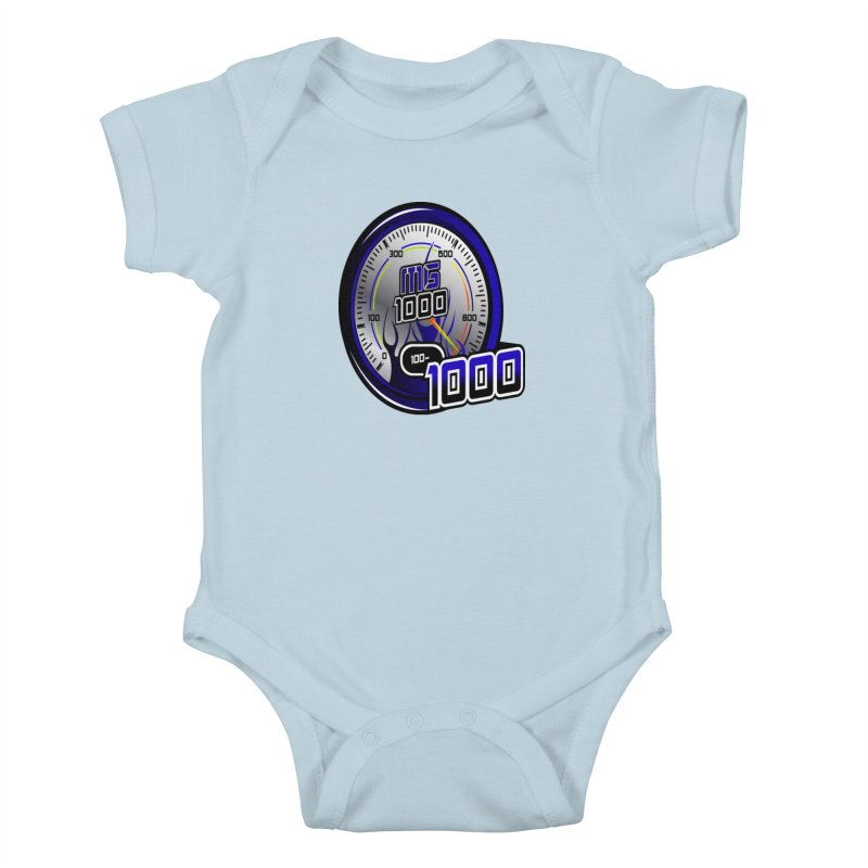 MG1000 Kids Baby Bodysuit by Ginotopia