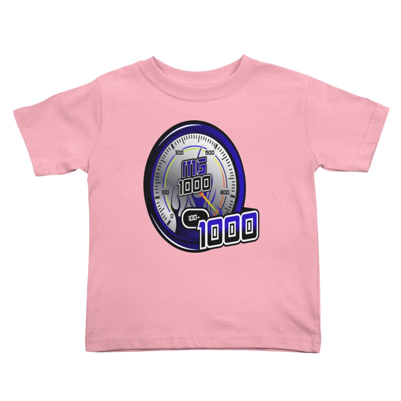 MG1000 Kids Toddler T-Shirt by Ginotopia