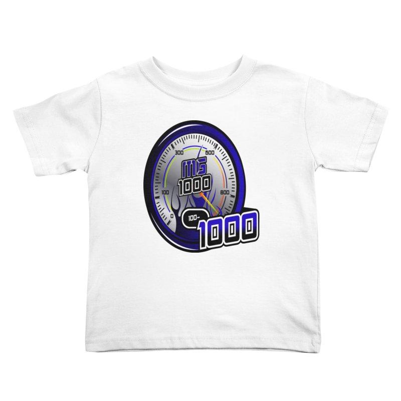 MG1000 Kids Toddler T-Shirt by Ginotopia