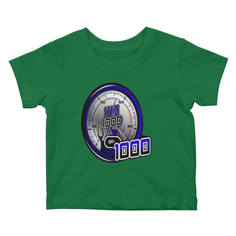MG1000 Kids Baby T-Shirt by Ginotopia