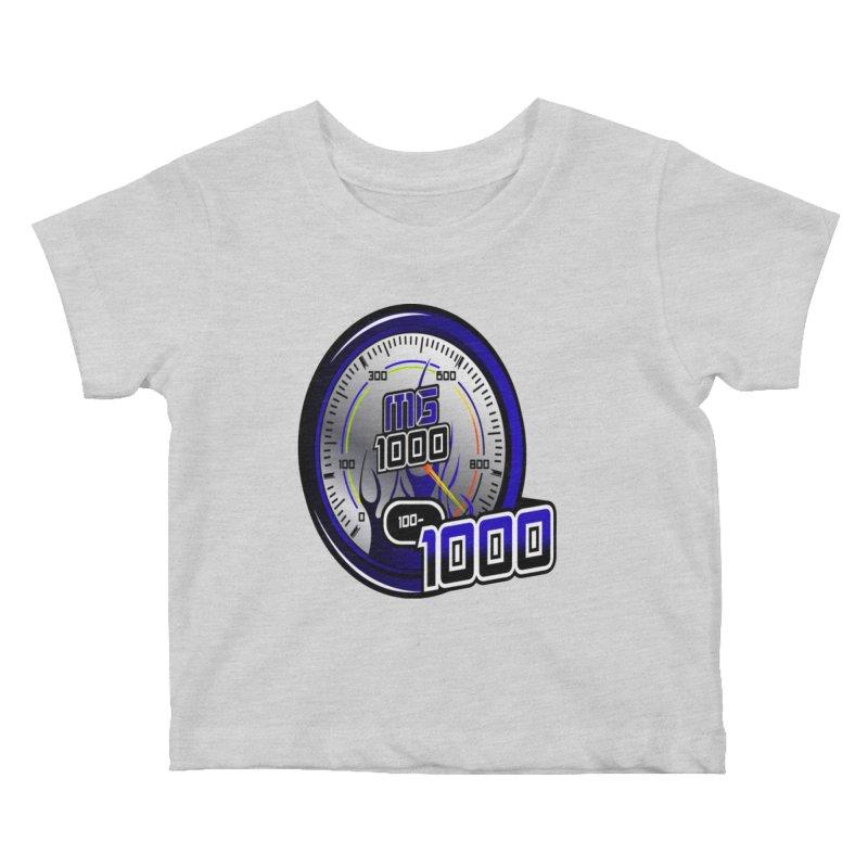 MG1000 Kids Baby T-Shirt by Ginotopia