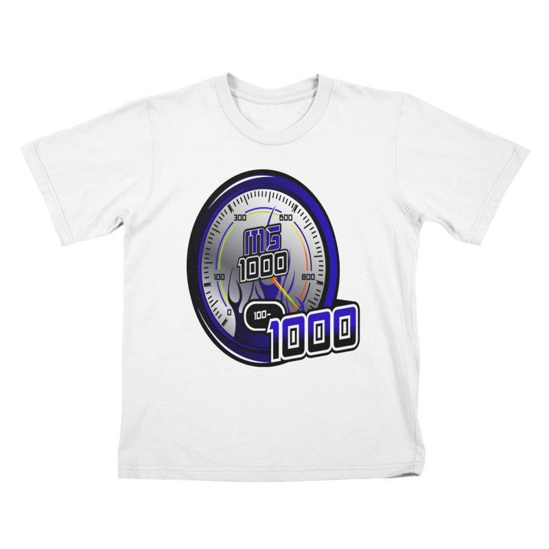 MG1000 Kids T-Shirt by Ginotopia