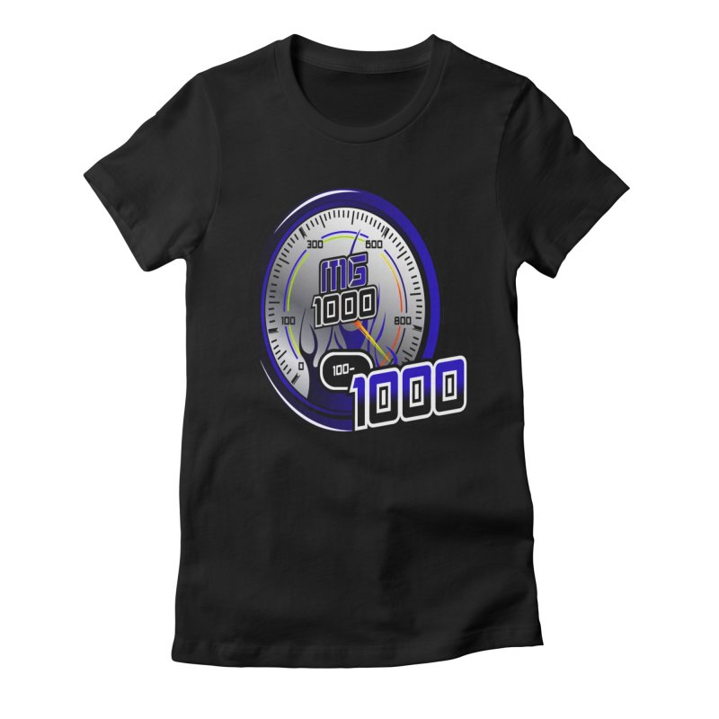 MG1000 Women's Fitted T-Shirt by Ginotopia