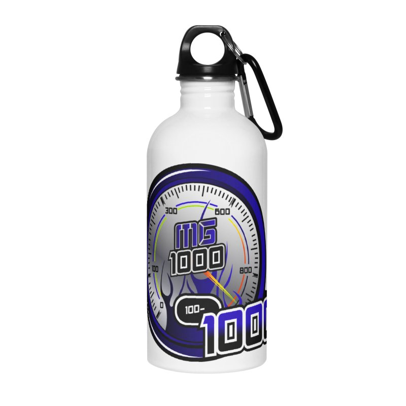 MG1000 Accessories Water Bottle by Ginotopia