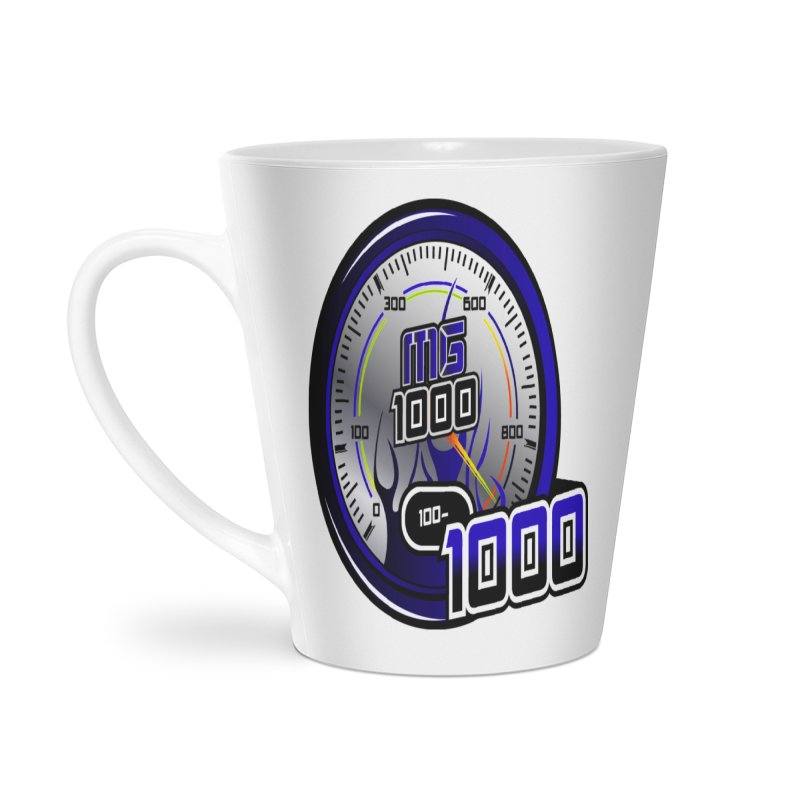 MG1000 Accessories Latte Mug by Ginotopia