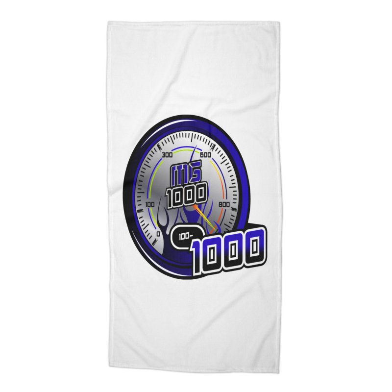 MG1000 Accessories Beach Towel by Ginotopia