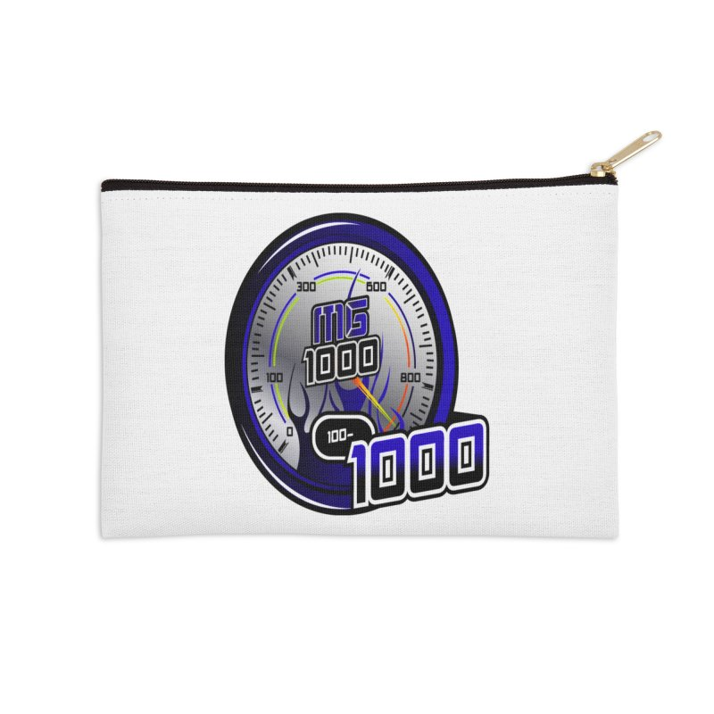 MG1000 Accessories Zip Pouch by Ginotopia