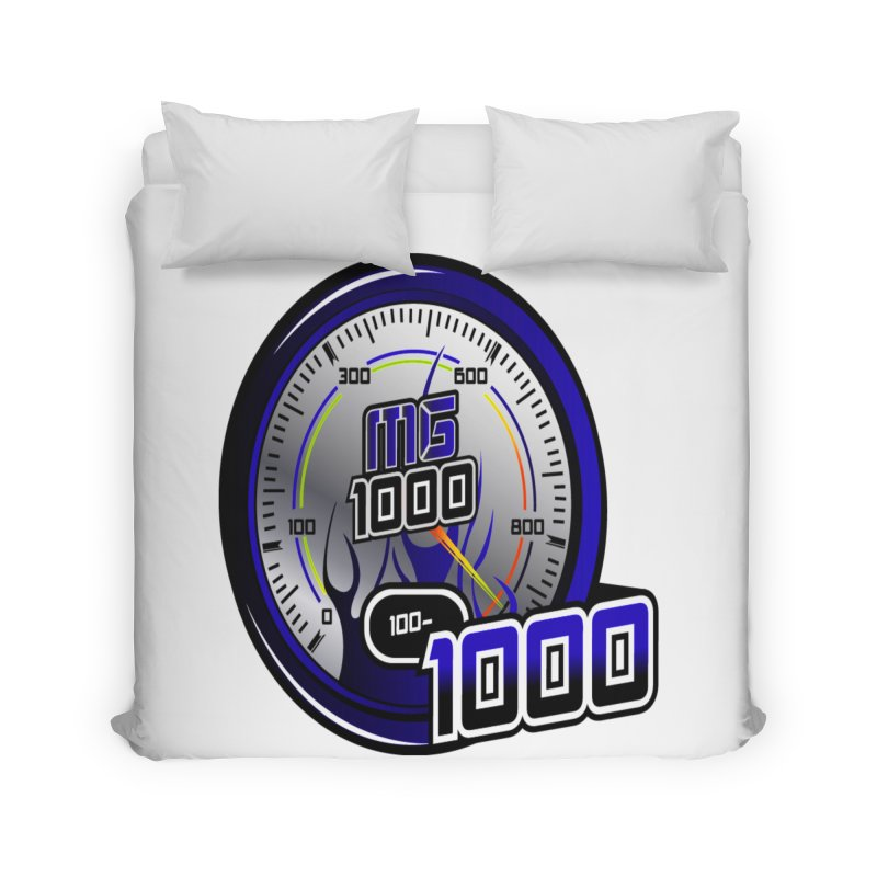 MG1000 Home Duvet by Ginotopia