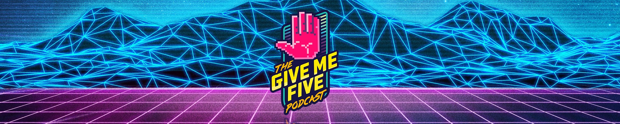 Givemefivepodcast Cover