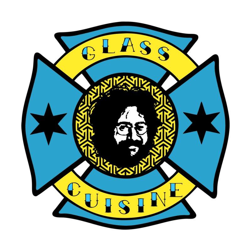 GC Fire Men's T-Shirt by Glass Cuisine's Artist Shop