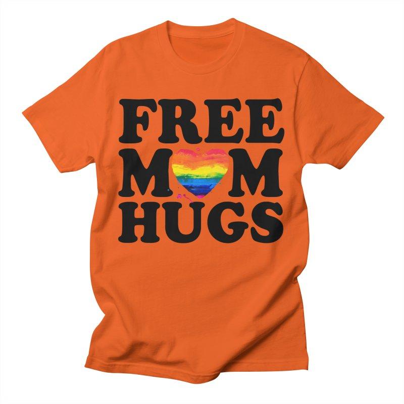 Free Mom Hugs Men's T-Shirt by Glitterlips's Artist Shop