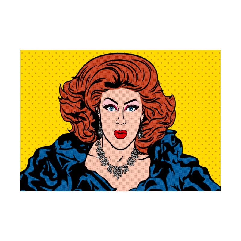 Pop Shirley   by Glitterlips's Artist Shop